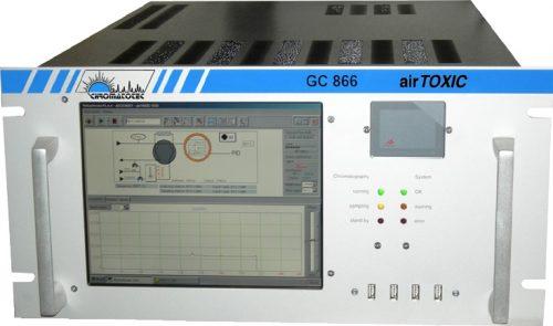 BTEX & 1,3 Butadiene analyzers: airTOXIC BTX PID