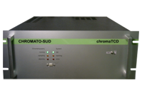 CO2 analysis with chromaTCD