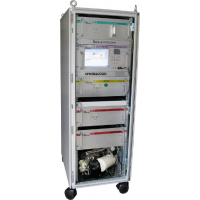 Ozone precursors (PAMS 56) and Toxics monitoring with airmOzone