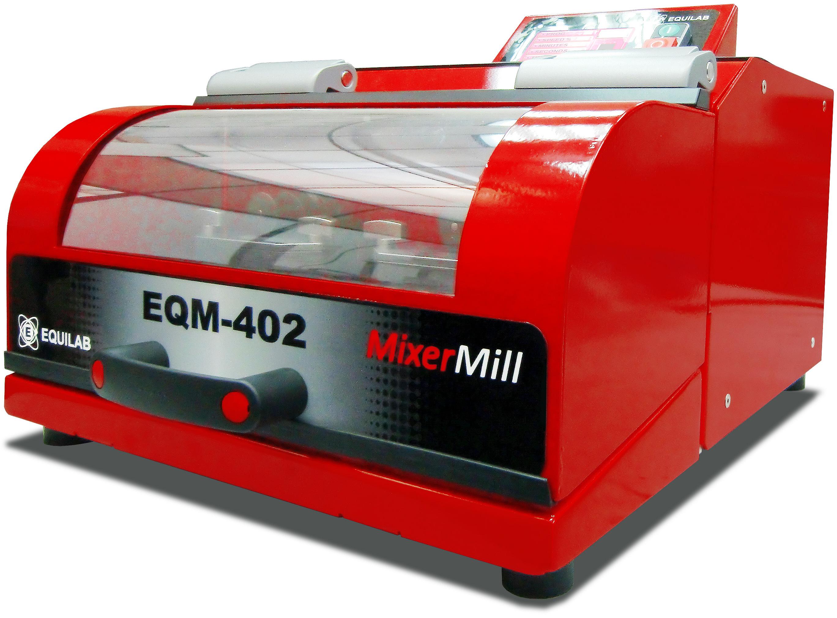 EQM-402 Ball Mixer Mill