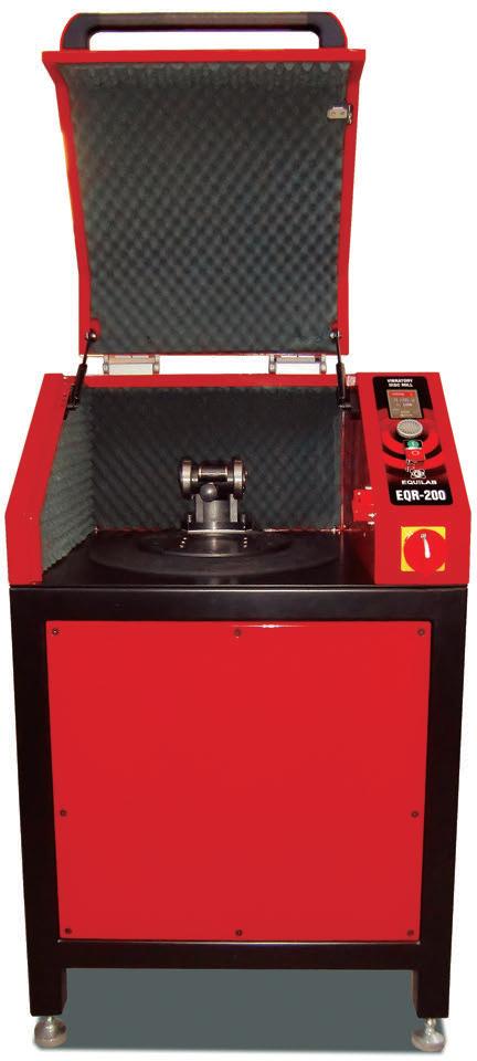 EQR-200 Vibratory Disc Mill