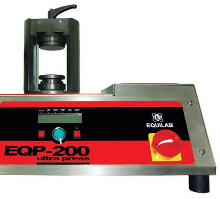 Equilab EQP-200 Pellet Ultrapress